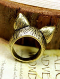 Cat Ear Rings - Fierce Finds Mobile Boutique  - 6