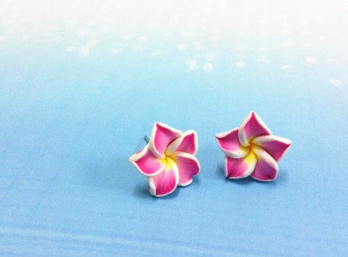 3D Flower Earrings - Fierce Finds Mobile Boutique  - 2