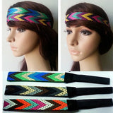 Aztec Headband - Fierce Finds Mobile Boutique  - 3