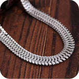 Herringbone Necklace - Fierce Finds Mobile Boutique  - 4