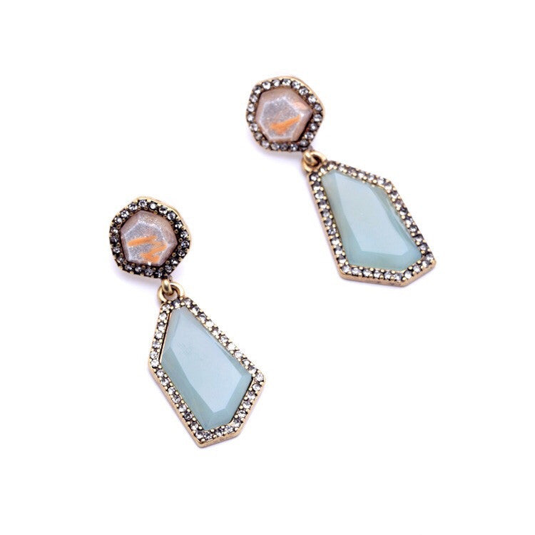 Stunning Dangle Earrings - Fierce Finds Mobile Boutique  - 2