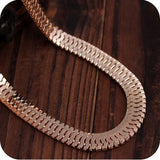 Herringbone Necklace - Fierce Finds Mobile Boutique  - 6