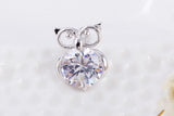 Owl Crystal Studs - Fierce Finds Mobile Boutique  - 4