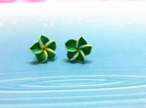 3D Flower Earrings - Fierce Finds Mobile Boutique  - 3
