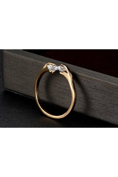 Midi Crystal Ring - Fierce Finds Mobile Boutique  - 4
