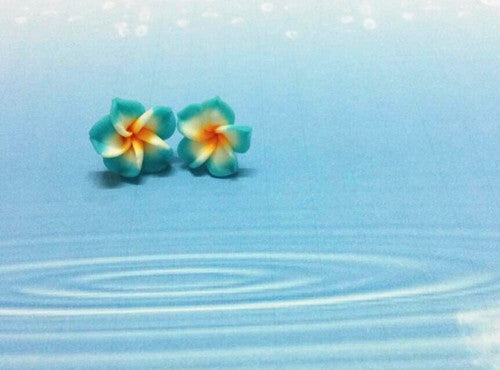3D Flower Earrings - Fierce Finds Mobile Boutique  - 4