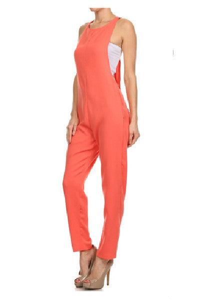 Side Sexy Jumpsuit - Fierce Finds Mobile Boutique  - 3