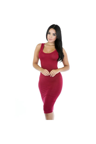Easy Knit Dress - Fierce Finds Mobile Boutique  - 1