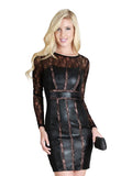 Black Lace Dress - Fierce Finds Mobile Boutique  - 4