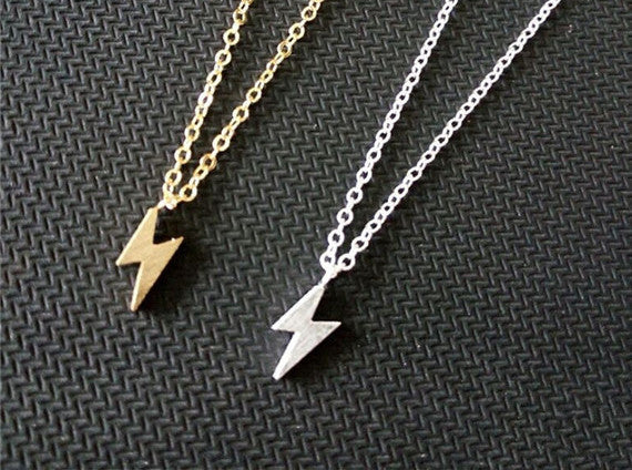 Lightening Necklace - Fierce Finds Mobile Boutique  - 2