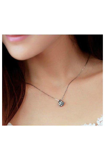 Simply Elegant Dainty Necklace - Fierce Finds Mobile Boutique  - 4
