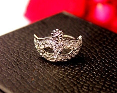Mask Ring - Fierce Finds Mobile Boutique  - 2