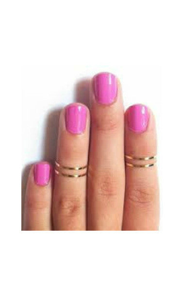 Midi Ring Set - Fierce Finds Mobile Boutique  - 2