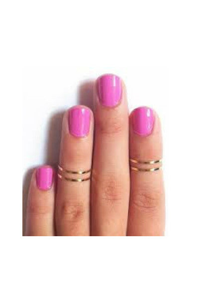 Midi Ring Set - Fierce Finds Mobile Boutique  - 3