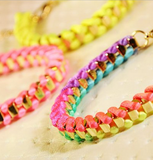 Neon Wrap Bracelet - Fierce Finds Mobile Boutique  - 2