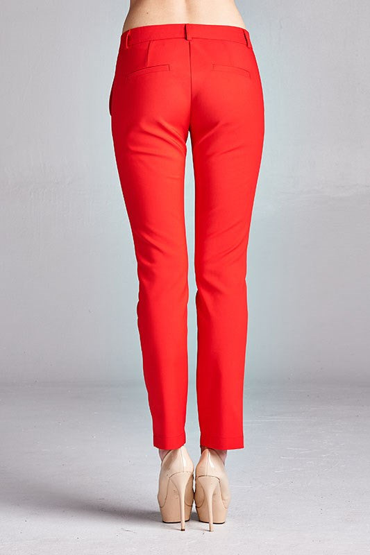 Chic Ankle Pants - Fierce Finds Mobile Boutique  - 4