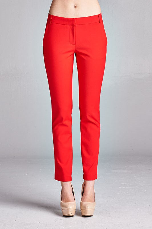 Chic Ankle Pants - Fierce Finds Mobile Boutique  - 2