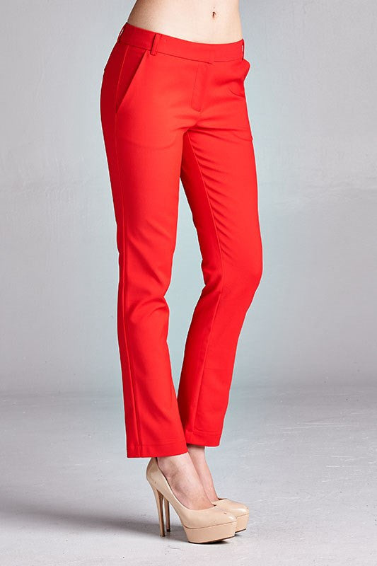 Chic Ankle Pants - Fierce Finds Mobile Boutique  - 3