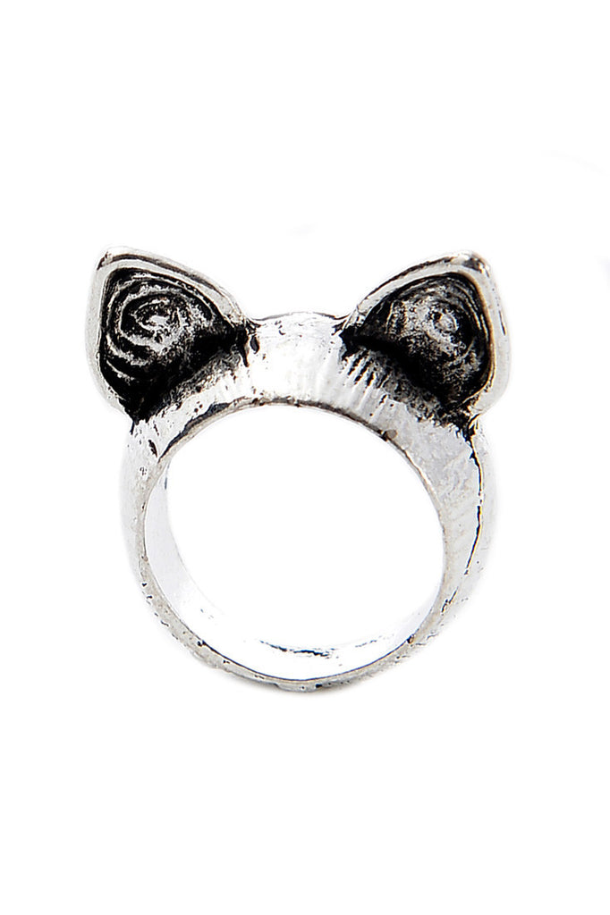 Cat Ear Rings - Fierce Finds Mobile Boutique  - 2