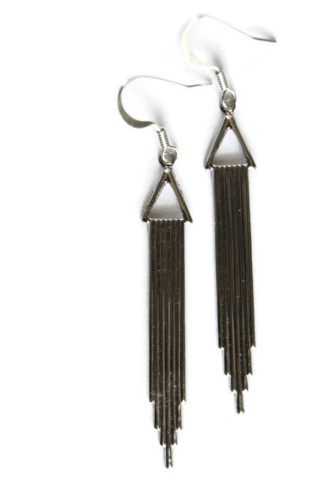 Handcrafted City Earrings - Fierce Finds Mobile Boutique  - 5