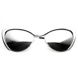 Cat Eye Tinted Sunglasses - Fierce Finds Mobile Boutique  - 11