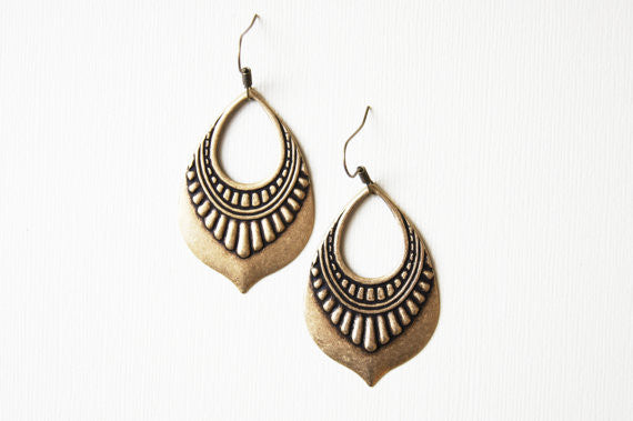 Handcrafted Tribal Earrings - Fierce Finds Mobile Boutique  - 5