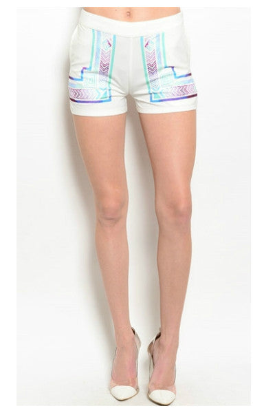 Go My Way Shorts - Fierce Finds Mobile Boutique  - 2