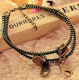 Zipper Anklet - Fierce Finds Mobile Boutique  - 2