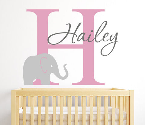 Elephant Wall Decal  sc 1 st  Lovely Decals World & Elephant Wall Decals Collection - Lovely Decals World