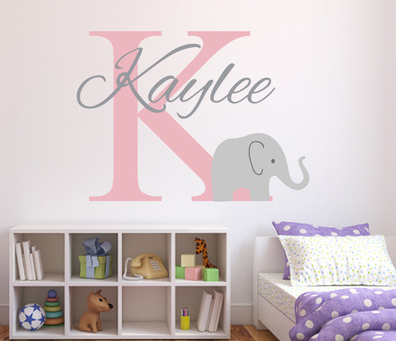 Elephant Bubbles Wall Decal Lovely Decals World - Elephant wall decal