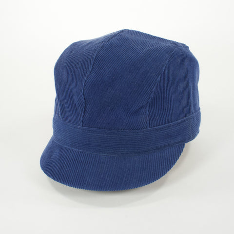 Oldhat #5402, Schoolyard hat, handmade with recycled material