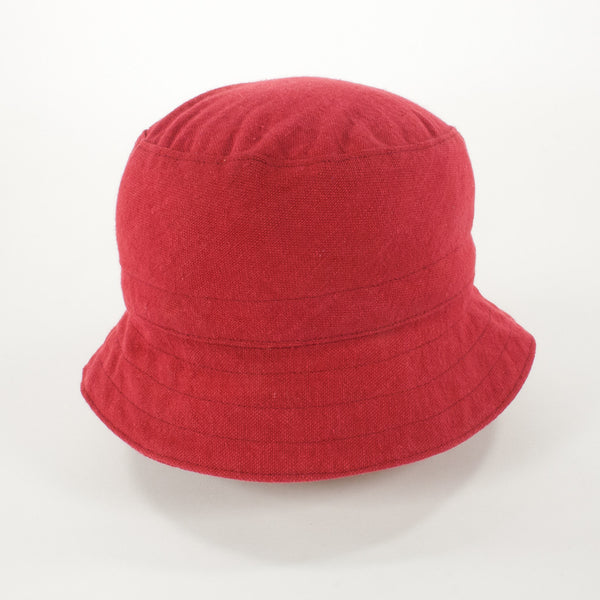 Oldhat #4775, Bucket hat, handmade with recycled material