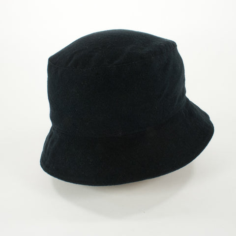 Oldhat #4908, Bucket hat, handmade with recycled material