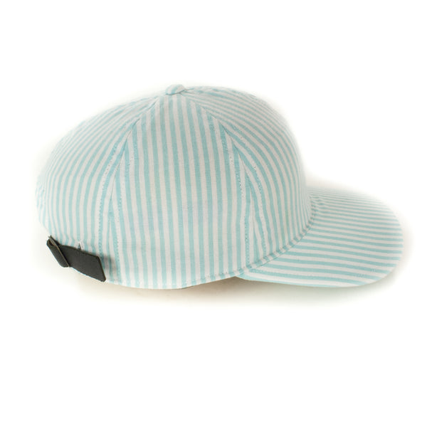 Light Blue Pinstripe
