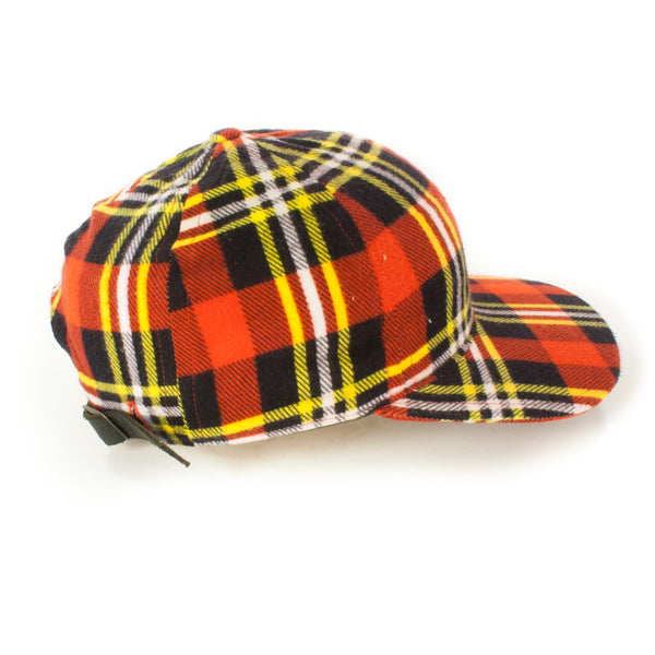 Red/Black/Yellow Plaid