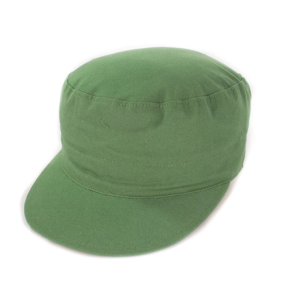Oldhat #9252, Cadet hat, handmade with recycled material