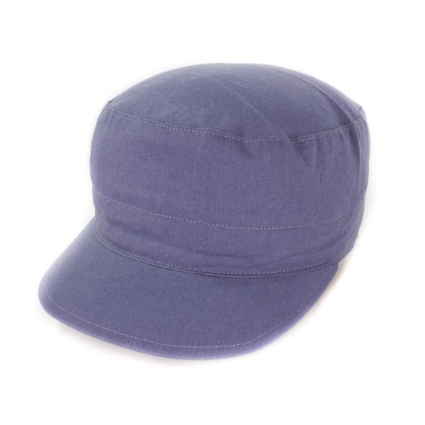 Oldhat #9244, Cadet hat, handmade with recycled material