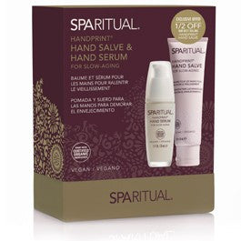 Handprint Hand Salve & Hand Serum Duo