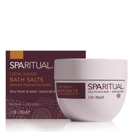 Look Inside Bath Salts
