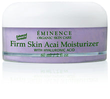 Load image into Gallery viewer, Firm Skin Acai Moisturizer