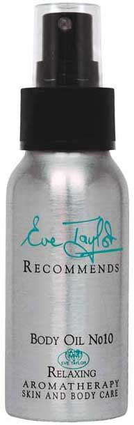 Eve Taylor Body Oils