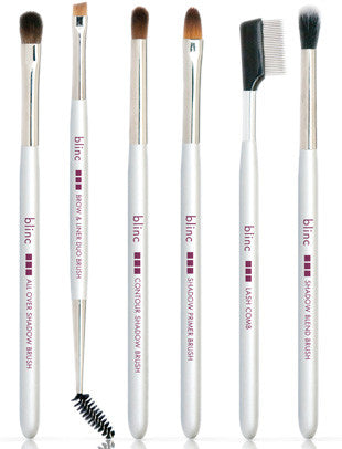 Eye Essential Brush Collection