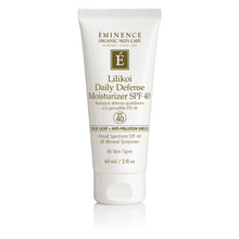 Load image into Gallery viewer, Lilikoi Daily Defense Moisturizer SPF 40