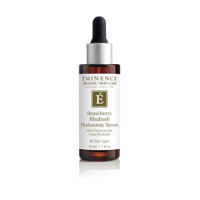 Strawberry Rhubarb Hyaluronic Serum