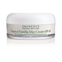 Load image into Gallery viewer, Tropical Vanilla Day Cream SPF 40