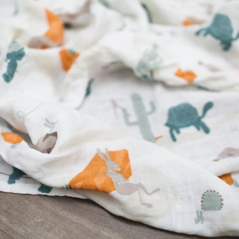 Slow & Steady Swaddle
