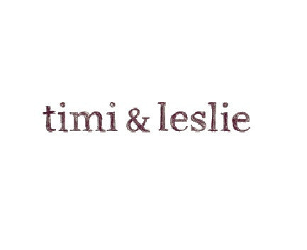 Timi and Leslie