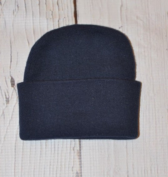 Knit Hat- Navy