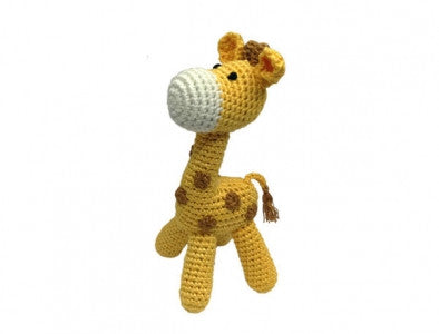 Cheengoo Giraffe Rattle
