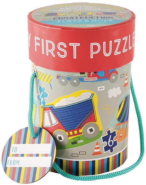 Construction First Puzzles Set